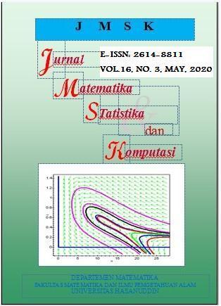 View Vol. 16 No. 3 (2020): JMSK, MAY, 2020