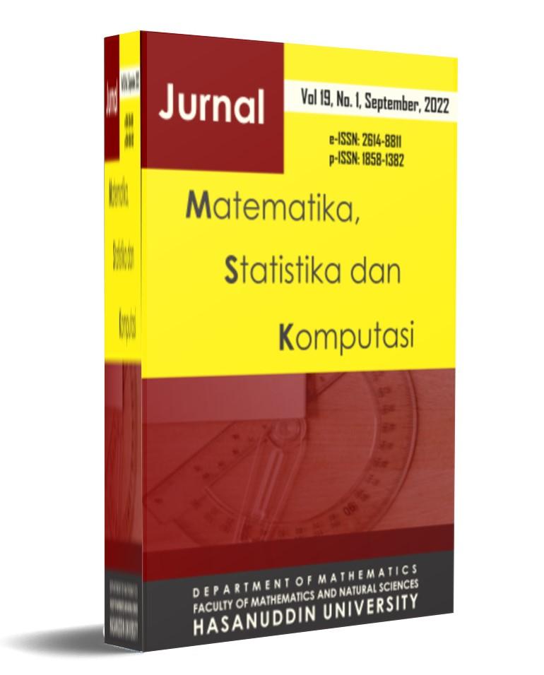 Jurnal Matematika Statistika & Komputasi
