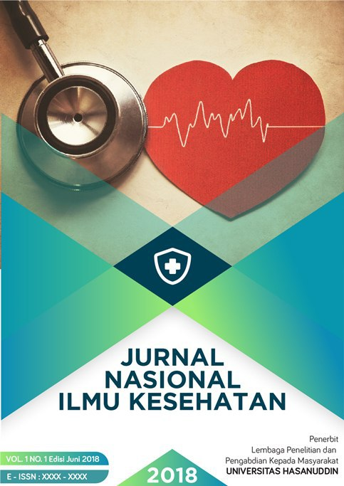 View Vol. 1 No. 1 (2018): Jurnal Nasional Ilmu Kesehatan - Juni 2018