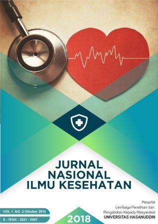 View Vol. 1 No. 2 (2018): Jurnal Nasional Ilmu Kesehatan - Oktober 2018