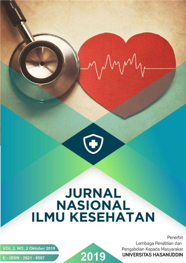 View Vol. 2 No. 2 (2019): Jurnal Nasional Ilmu Kesehatan - Oktober 2019