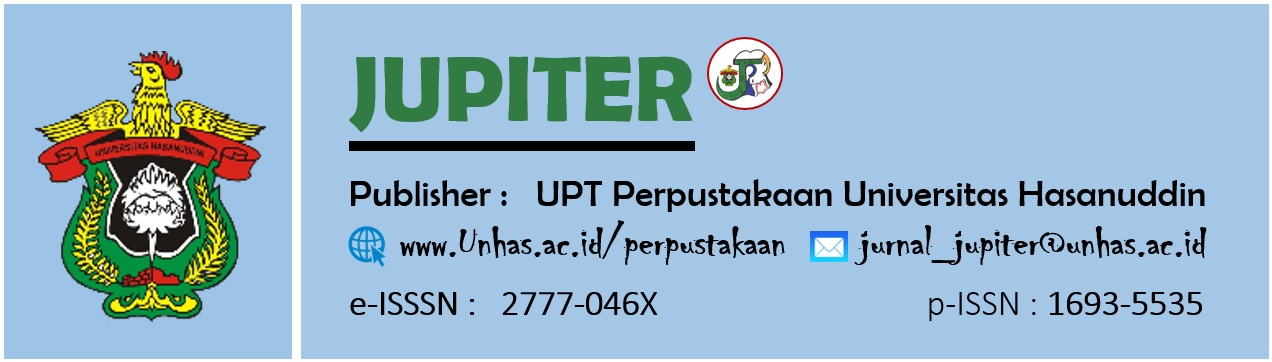 Official Jurnal Jupiter Logo