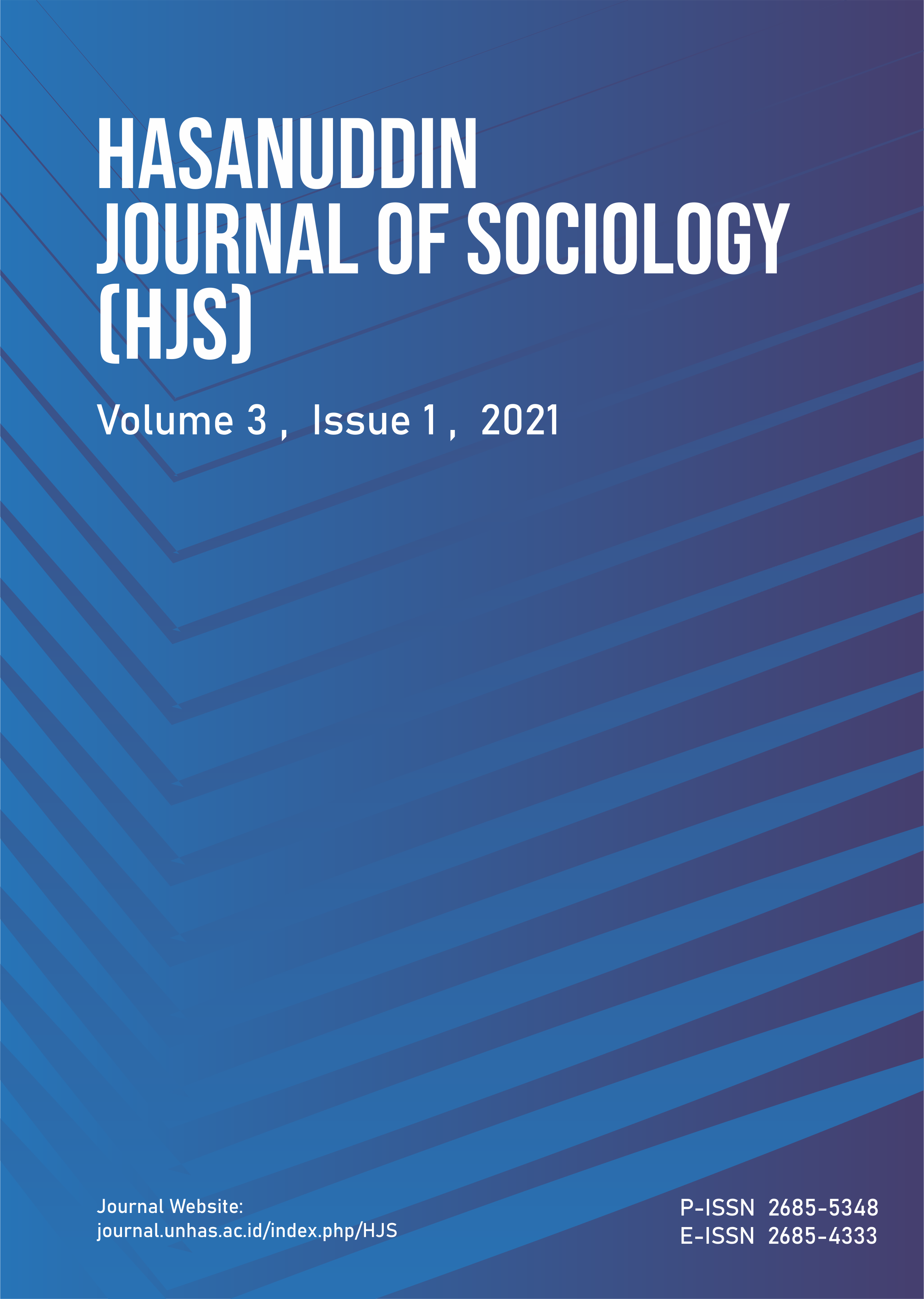 View VOLUME 3, ISSUE 1, 2021