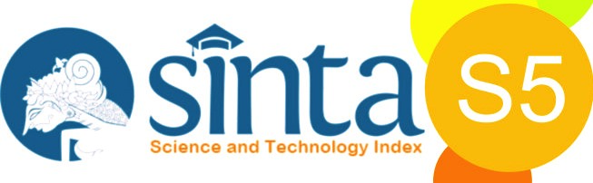 Hasil gambar untuk logo sinta 5